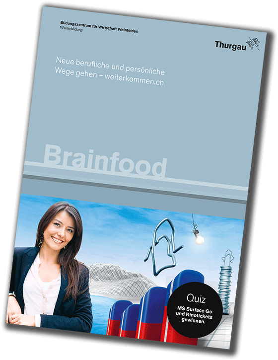 Brainfood Magazin 2020/21