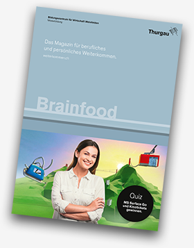 Brainfood Magazin 2019/20